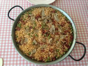 arrozchorizo